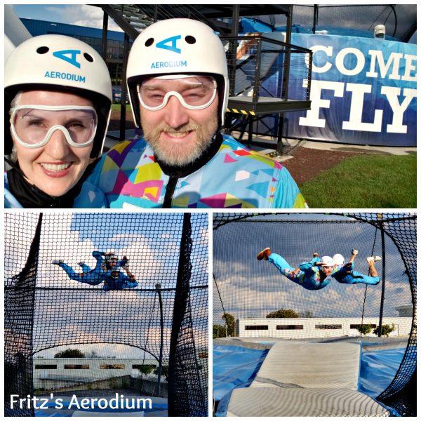 Fritz's Aerodium in Branson, MO