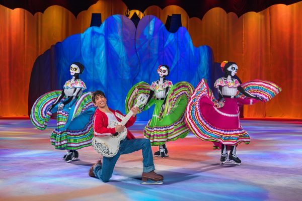 Disney On Ice Dare to Dream with Miguel from Coco