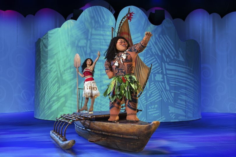 Disney On Ice Dare to Dream Giveaway