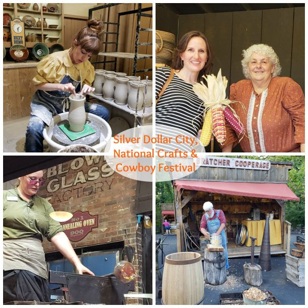 Silver Dollar City, National Crafts & Cowboy Festival