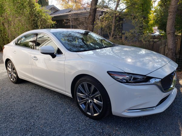 Why Choose the Mazda 6 for Road Trips