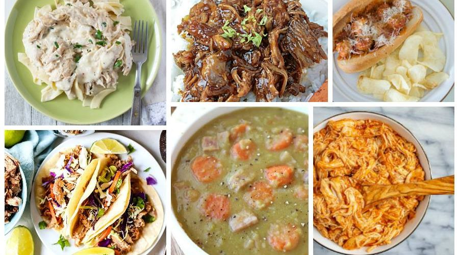 Family Favorite Slow Cooker Recipes