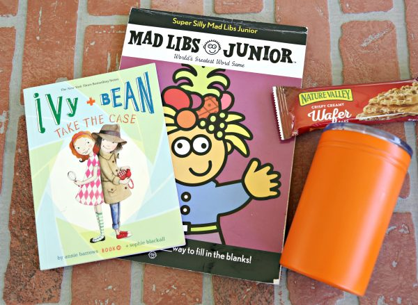 Trivia, Reading and Mad Libs are great Road Trip Must-Haves for Teens and Tweens