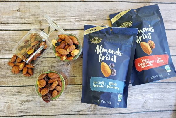 Blue Diamond Almonds & Fruit-2