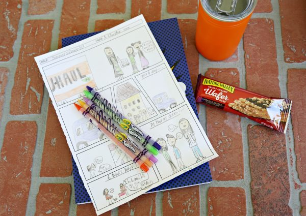 Coloring or Drawing Supplies for Teens and Tweens