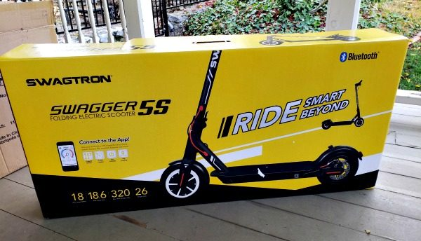 Swagger 5S Elite scooter