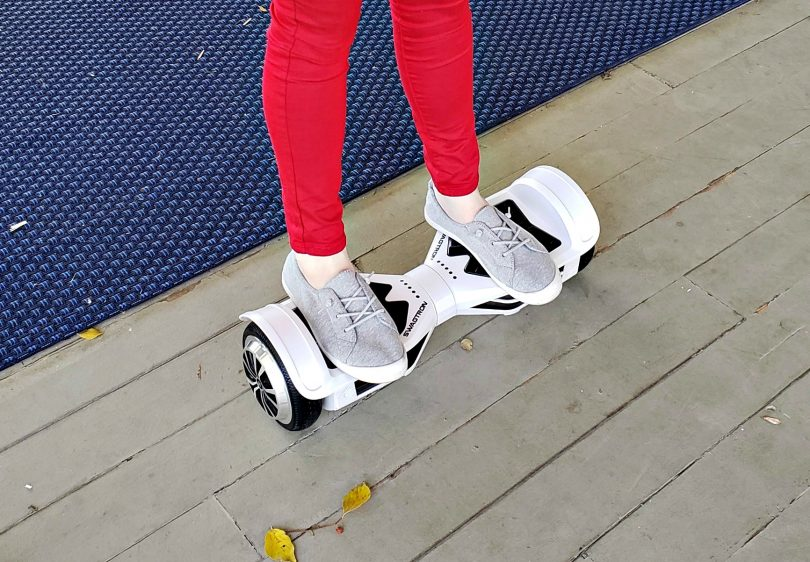 Ride and Fun with Swagtron Hoverboards and Scooters