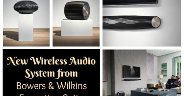 New Wireless Audio System from Bowers & Wilkins Formation Suite