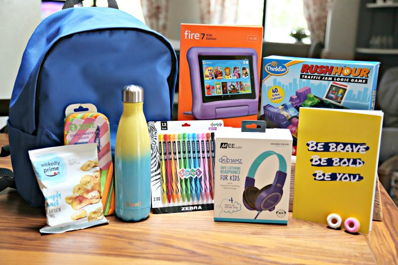 Back to school items from Amazon