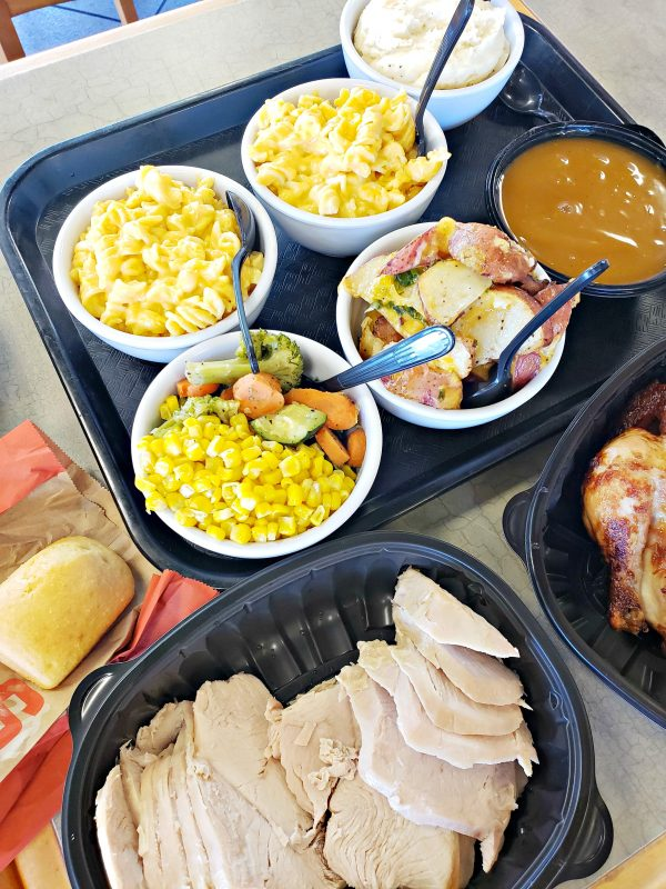 Boston Market Family Meal Deal