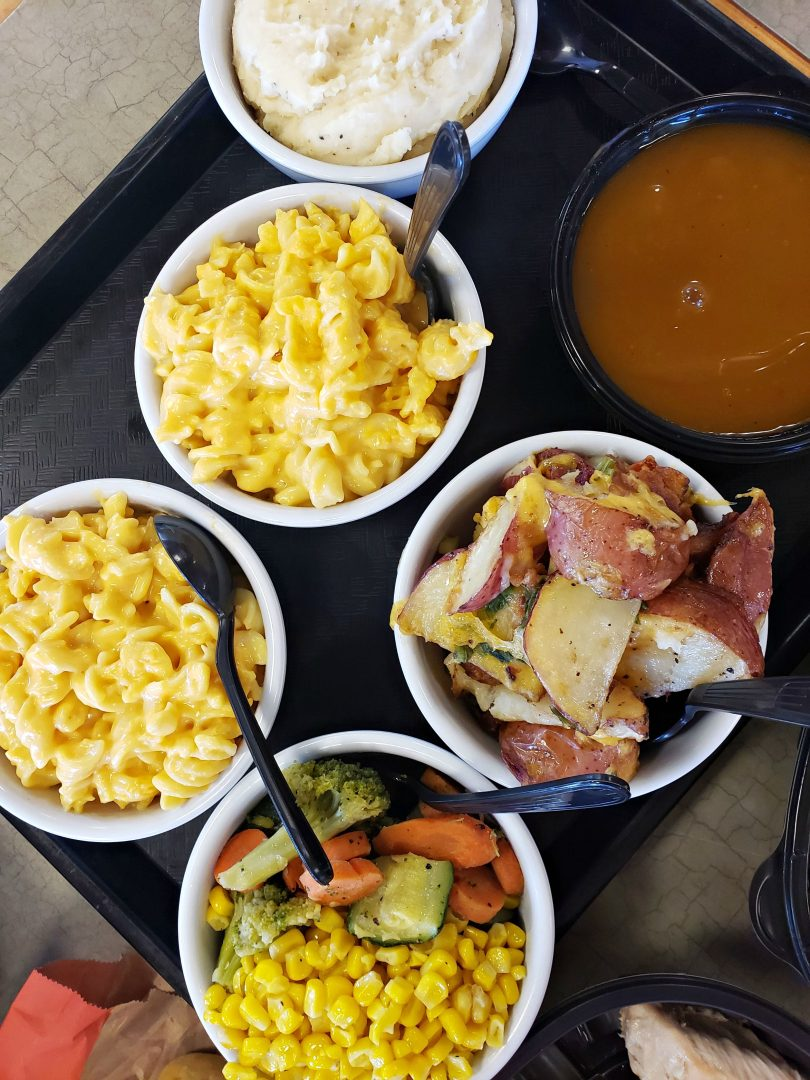 Boston Market Family Side Dishes