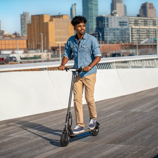 Easy School Transportation with Jetson Scooter