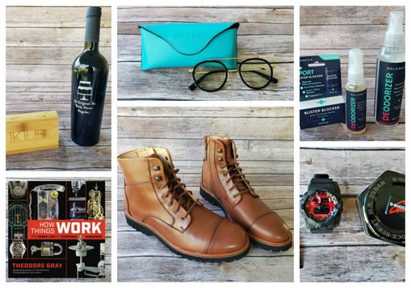 6 Gifts for Men with something for everyone!
