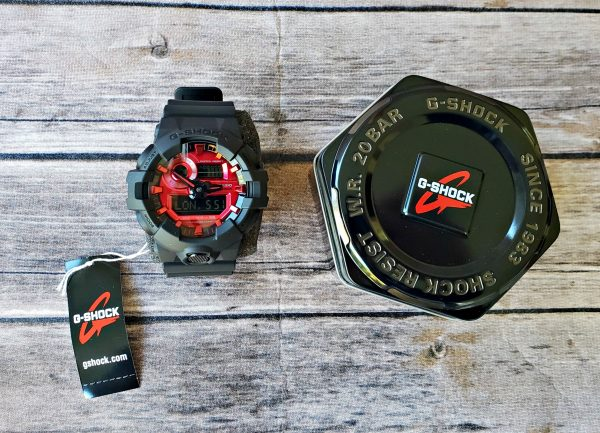 G-SHOCK Watch from Casio as a gift for men