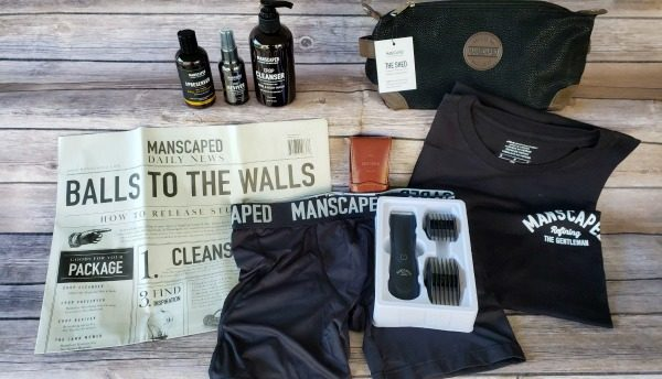 Manscaped products for men