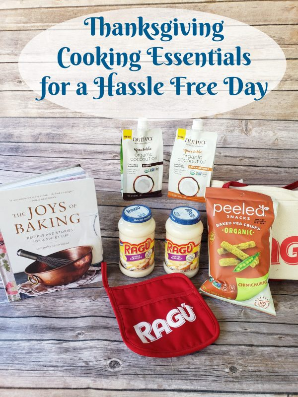 Thanksgiving Cooking Essentials for a Hassle Free Day