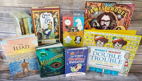 Books from Candlewick Press