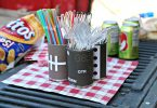 DIY Football Silverware Organizers