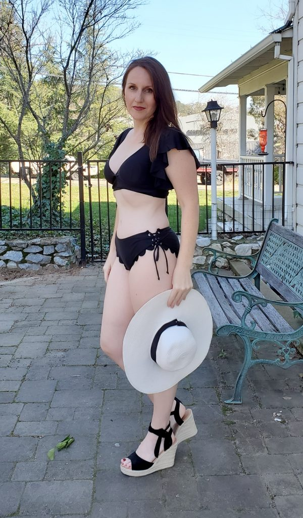 Bikini photos from Feb 2020