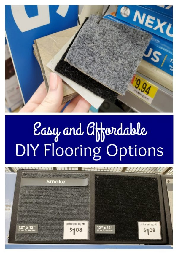 Easy and Affordable DIY Flooring Options