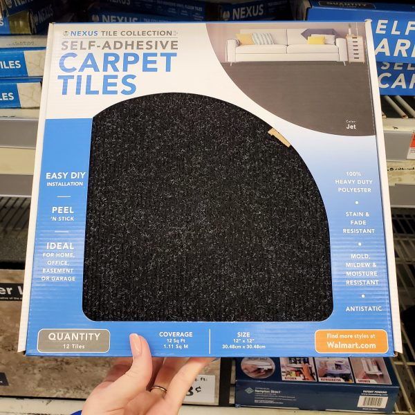 Nexus Carpet Tiles from Walmart