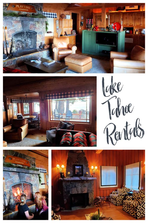 Lake Tahoe Rentals