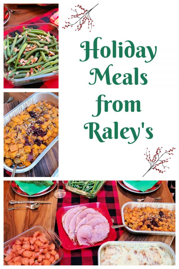 Preorder Holiday Meals from Raley's