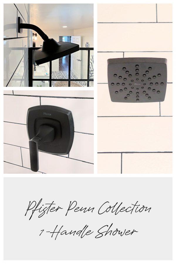 Pfister Penn Collection Shower Faucet