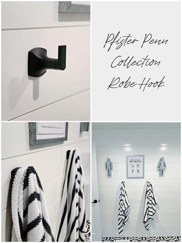 Pfister Penn Collection Robe Hooks